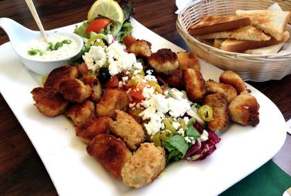 Fisch-Nuggets