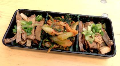 Kimchi japanisch Vorspeise